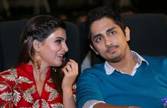 Samantha reveals what Siddharth is mad about