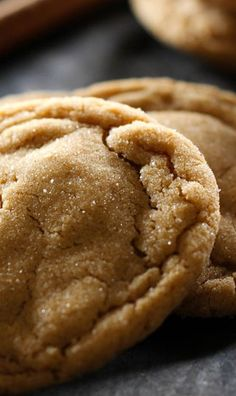 Pumpkin Pudding Snickerdoodle Cookies - super yummy with a subtle pumpkin flavor.