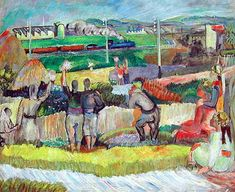 Bedri Rahmi Eyüboğlu Pics Art, Bernard Shaw, Painter Artist, Turkish Art, Picasso, Paris, Gallery, Drawings, Painting