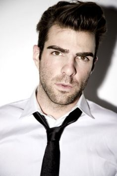 Zachary Quinto - live long and prosper