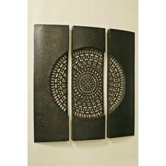 Home Etc Savita 3 Piece Plaque Set