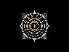 Cartel Restaurant Logo