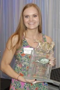 Green Source DFW winner Alexandria Kaye Beck to join animal justice movement in DC Green News, Pet Chickens, Alexandria, Sustainability, Big Hearts, Oscars, Join, Names, Celebs