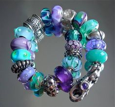 Tatiana's - Show us YOUR #trollbeads