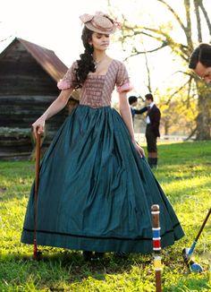 Nina Dobrev as Katherine Pierce in The Vampire Diaries (TV Series, 2010).