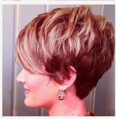 Favorite Pixie Hairstyles Ideas (65) #PixieHairstylesLonger