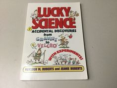 LUCKY SCIENCE ACCIDENTAL DISCOVERIES, PAPERBACK
