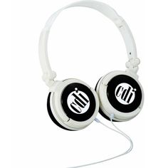 Experience your music while on the move with these lightweight on-ear headphones. Powerful sound and bass are delivered with these headphones and allow you to enjoy music while at the office, on the way to work, or while traveling. Connects via 3.5mm jack which makes these compatible with just about any device with an audio output. Conveniently collapses down and stored in the pouch making for easy transportation.