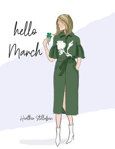 rose hill designs by heather stillufsen Positive Quotes For Life Encouragement, Neuer Monat, Hello March, March Month, Hello Weekend, Sassy Pants, Gift Quotes, Months In A Year, Fashion Quotes