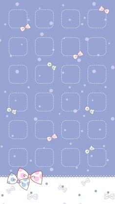 Iphone Homescreen Wallpaper, Sanrio Wallpaper, Wallpaper App, Kawaii Wallpaper, Pastel Wallpaper, Lock Screen Wallpaper, Wallpaper Backgrounds, Beautiful Wallpapers For Iphone, Cute Wallpaper For Phone