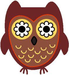 Chi Omega Owl - so cute!