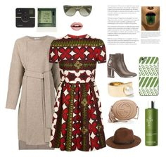 """""""Untitled #253"""" by polaroidandfashion on Polyvore featuring Protagonist, Valentino, Geox, Givenchy, Gucci, Sole Society, Oliver Peoples, Thornback & Peel, Madara and Nevermind"""