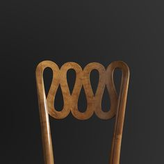 118: Gio Ponti / Rare and early chair from Conti Contini Bonaccossi, Florence < Italian Masterworks, 13 December 2012 < Auctions | Wright