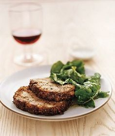 Stuffing Meat Loaf With Marmalade Glaze recipe #leftovers