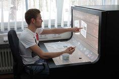 Smart Desks - ZTE Corporation