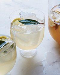 Roasted Lemon and Bay Leaf Hard Lemonade Recipe on Food & Wine