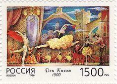 ダンスな切手たち | So-netブログ