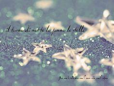 Nero come la notte dolce come l'amore caldo come l'inferno: il turno di notte lo fanno le stelle.. (cit.)