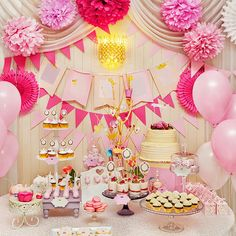 Love the set up of the sweet table candy bar I want to do this for my wedding party  delish-life | GALLARY
