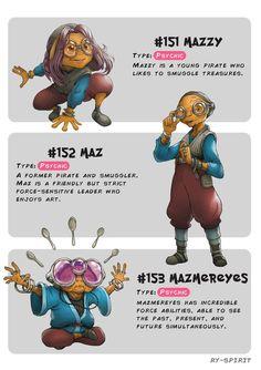 Mazzy - Maz - Mazmereyes by Ry-Spirit on DeviantArt Disney Pixar, Disney Fun, Oc Pokemon, Pokemon Memes, Pokemon Crossover, Disney Crossovers, Twisted Disney, Star Wars Humor, Star Wars Characters