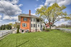 Side Yard #Stevens #PA #homesforsale #realestate #pennsylvania
