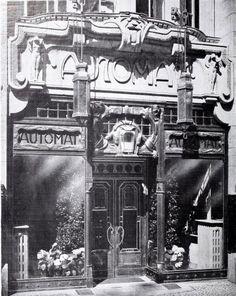 Alter historischer Druck Reichstagsgebäude in Berlin I II Holzstich 1907