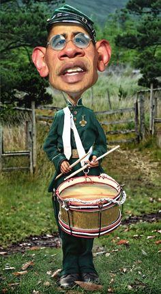 Drummer Boy  @RodneyPike  http://rwpike.blogspot.com/