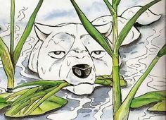 Akame Weed, About Me Blog, Fan Art, Draw, Manga, Comics, Wolves, Artwork, Entertainment