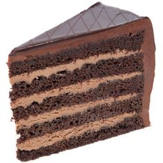 This high quality free PNG image without any background is about chocolate cake, chocolate, chocolate gateau, cake and sweet. Chocolate Filling, Chocolate Glaze, Delicious Chocolate, Food Png, Food Sculpture, Sculptures, Meat Shop, High Five, What To Cook