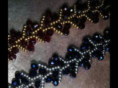 3 KRİSTALLİ BAHAR DALI BİLEKLİK YAPIMI - YouTube Beading Tutorials, Beading Patterns, Girls Jewelry, Bridal Jewelry, Beaded Earrings, Beaded Bracelets, Beaded Jewelry Designs, Diy Jewelry, Native American Earrings