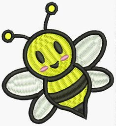 Honey Bee https://www.etsy.com/shop/DuchessEmbroidery?ref=si_shop