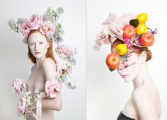 Louis Mariette Millinery - Couture Headpieces for your Fashion Forward Wedding Day | OMG I'm Getting Married UK Wedding Blog | UK Wedding Design and Inspiration for the fabulous and fashion forward bride to be.