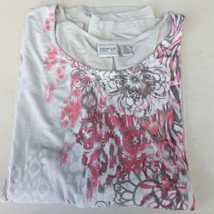 Chicos top Zenergy by Chicos top Chico's Tops Tees - Short Sleeve