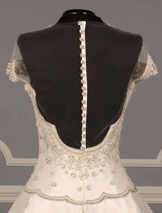 Reem Acra Fairytale 4828 Discount Designer Wedding Dress