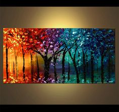 Buy beautiful landscape paintings, modern landscape paintings, canvas art and contemporary artworks. Colorful paintings of forests, trees, cloudy skies and other modern art. Choose your favorite landscape painting. Canvas Painting Landscape, Landscape Artwork, Watercolor Landscape, Beautiful Paintings, Modern Paintings, Art Paintings, Decorative Paintings, Modern Artwork, Acrylic Paintings