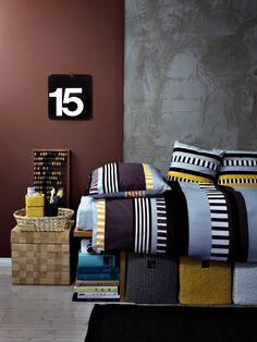 Luhta Home makuuhuone // bedroom #ticotico #cotico