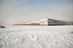 Distribution centre Almere