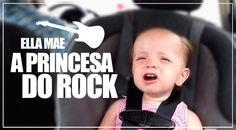 Ella Mae: A bebê fã de Elvis Presley que virou hit no Youtube