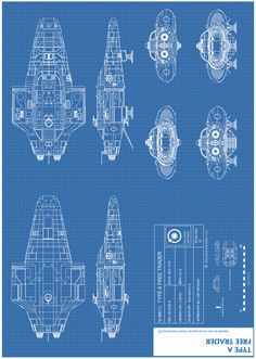 Far Trader blueprints Spaceship Design, Spaceship Concept, Space Engineers, Sci Fi Ships, Gears Of War, Deck Plans, Adam And Eve, Game Ideas, Space Station