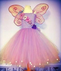 Floressa Flower fairy costume by Burrellios on Etsy
