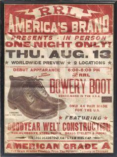 RRL America's Brand