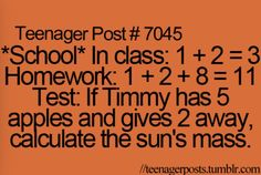 This is so true! Lol