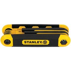 (click twice for updated pricing and more info) Hand Tools & Accessories - Stanley 17-Piece Folding Hex Key Set #hand_tools #folding_hex_key_set http://www.plainandsimpledeals.com/prod.php?node=22525=Hand_Tools_&_Accessories_-_Stanley_90-391_17-Piece_Folding_Hex_Key_Set_-_90-391#