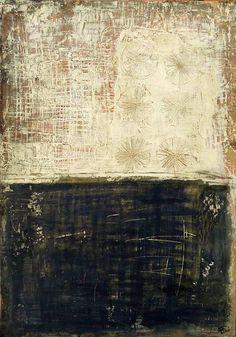 """""""Tiempo"""" Mixta Sobre madera 108 x 77 cm 2015"""