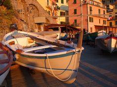 Liguria, Cinque Terre, Manarola