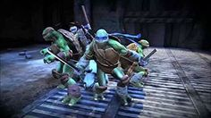 TEENAGE MUTANT NINJA TURTLES OUT OF THE SHADOWS - ANNOUNCEMENT TRAILER - PS3 XBOX 360