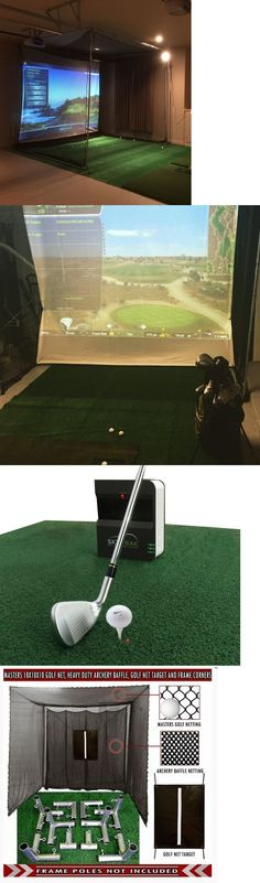 Swing Trainers 83037: Golf Simulator System With New Projector For Your Skytrak Or Es14 -> BUY IT NOW ONLY: $1498 on eBay!