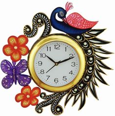 I love this product on Flipkart Divinecrafts Analog Wall Clock