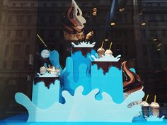 Godiva window display - Regent Street