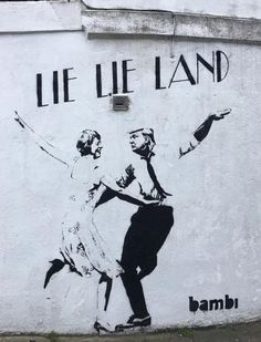 Theresa May and Donald Trump, Putin on the Ritz. #streetart #lalaland https://plus.google.com/115485979219209097599/posts/BsL7ck5MeT3
